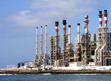 DE-SALINATION & POWER INDUSTRY