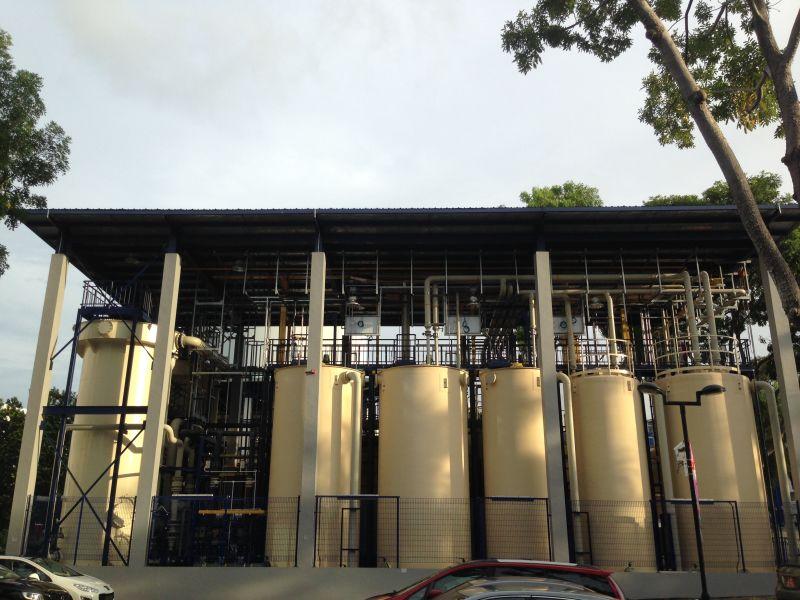 Century Water   MICRON TECHNOLOGY, SINGAPORE